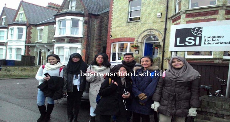 Siswa Bosowa School akan Home Stay ke Inggris