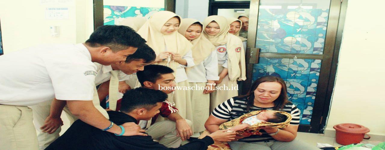 Peduli Bencana Sulteng, Bosowa School Makassar Kunjungi Para Korban di Rumah Sakit