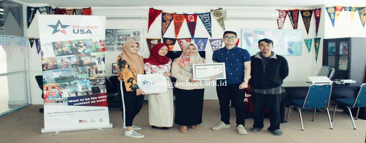 Bosowa School Makassar Mengasah Minat Kerja Siswa Melalui Program Magang