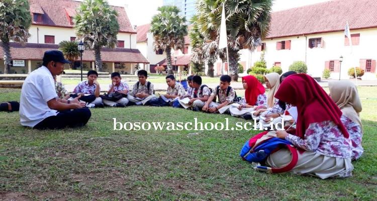 Experiental Learning : BSM Kunjungi Fort Rotterdam dan Makam Pangeran Diponegoro